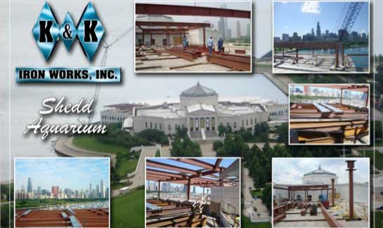 kk-ironworks-shedd-aquarium-structural
